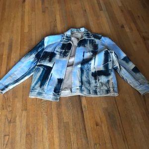 Other - Rodelli Uomo  Leather Jacket Coat Mens
